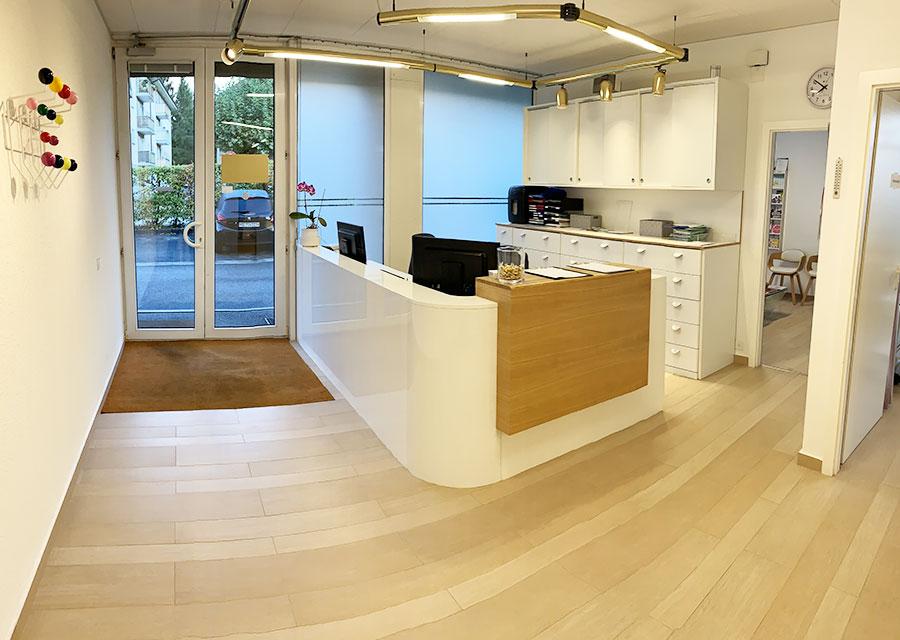 Cabinet de gynécologie à Meyrin près de Genève - Dr David Finci