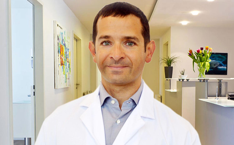 Docteur David Finci, gynécologue à Meyrin près de Genève