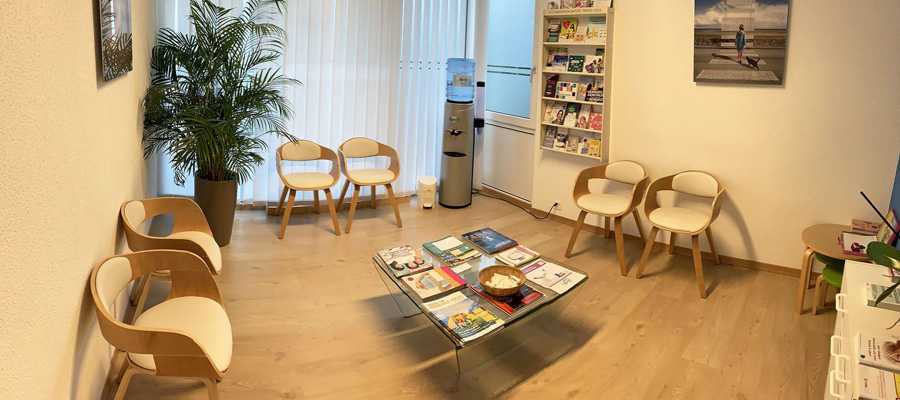 Cabinet de gynécologie à Genève, Docteur David Finci