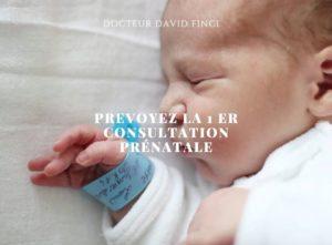 Prévoir la première consultation prénatale - Dr Finci à Genève